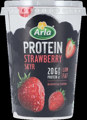 Arla® Protein Skyr jordbær 500 g