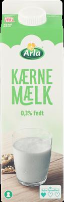 Arla® Kærnemælk 0,3% 1 l