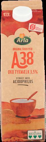 Arla A38® Øko tykmælk 3,5% 1000 g