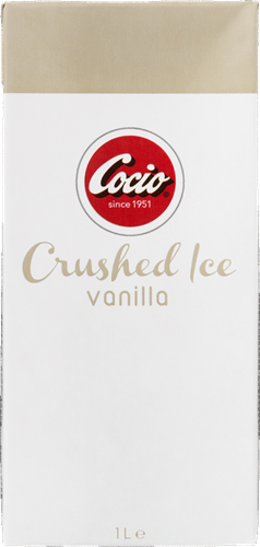 Cocio® Crushed ice vanillla 3,2% 1 l