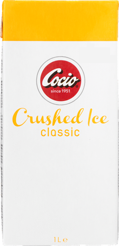 Cocio® Crushed ice classic 3,2% 1 l