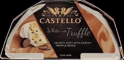 Castello® Hvidskimmelost trøffel 65+ 150 g