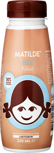 Matilde® Mini Kakaomælk 0,4% 220 ml