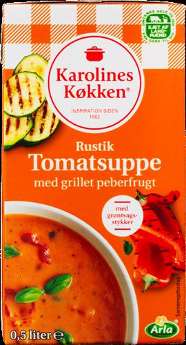 Rustik tomatsuppe 3%