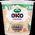 Sødmælksyoghurt pære/banan 3,1% 150 g