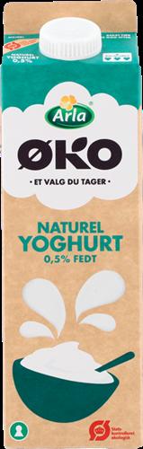 Yoghurt naturel 0,5%