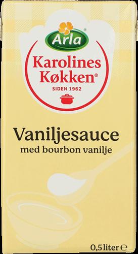 Karolines Køkken® Vaniljesauce 12% 0,5 l