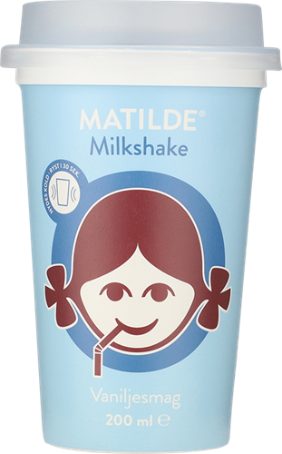 Milkshake vanilje 1,3%