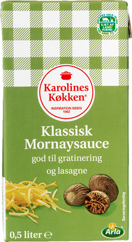 Klassisk Mornaysauce 14%