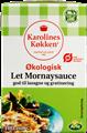 Økologisk Let Mornaysauce 4% 400 ml