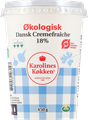 Økologisk Cremefraiche 18% 18% 450 g