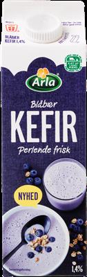 Arla® Kefir blåbær 1000 g