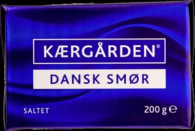 Dansk Smør saltet