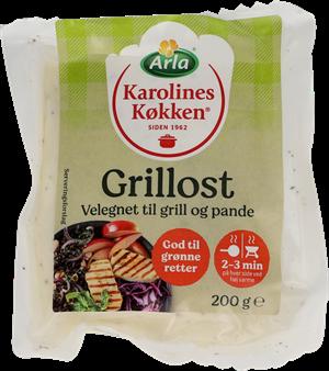 Karolines Køkken® Grillost 40+ 200 g