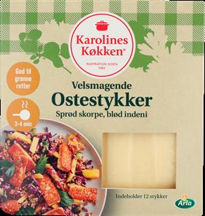 Karolines Køkken® Karolines Køkken Ostestykker 180 g