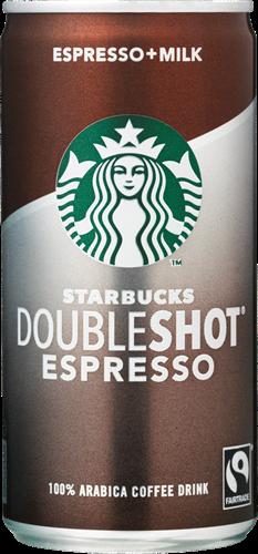 Starbucks® Doubleshot® Espresso 2,5% 200 ml