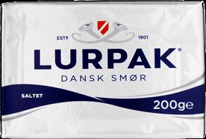 Lurpak® Smør Saltet 82% 200 g
