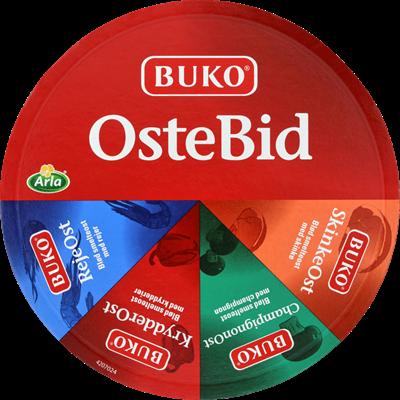 Arla Buko® Smelteost Bid 48+ 140 g
