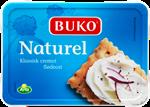 Flødeost naturel 65+ 200 g