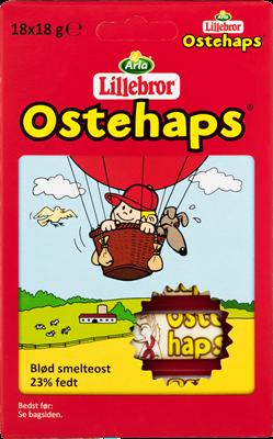 Arla Lillebror® Ostehaps 45+ 324 g
