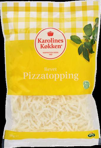 Karolines Køkken® Pizzatopping 40+ 200 g
