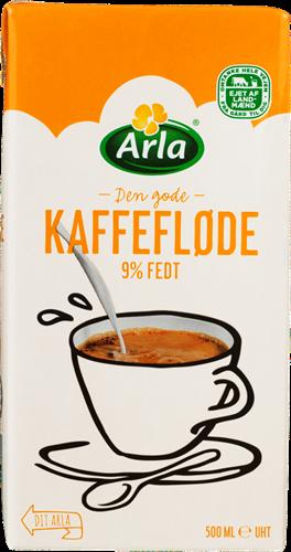 Kaffefløde 9%