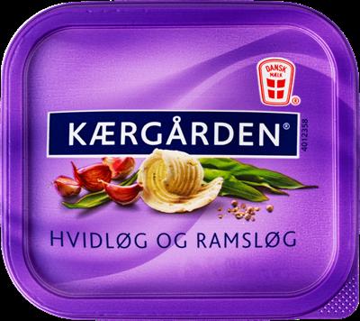 Kærgården® Hvidløg og ramsløg 125 g