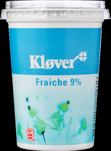 Kløver® Fraiche 9% 500 g