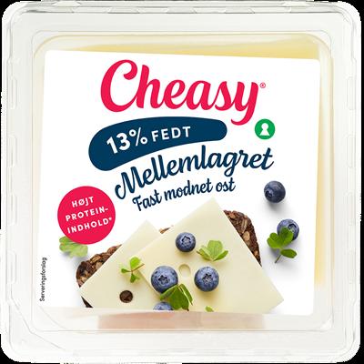 Fast Modnet ost mellemlagret 20+