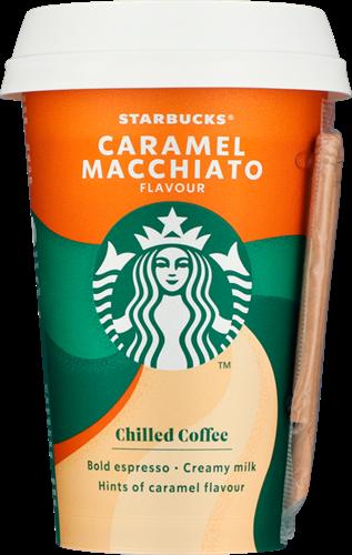 Starbucks® Caramel Maccahiato 1,4% 220 ml