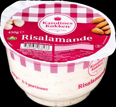 Karolines Køkken® Risalamande 9,2% 450 g