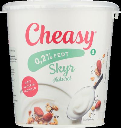 Cheasy® Skyr naturel 0,2% 1000 g