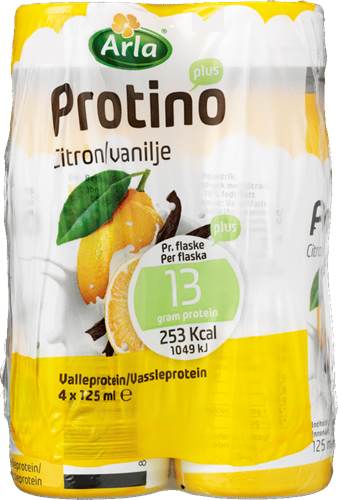plus citron/vanilje 11%