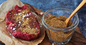 Spicy barbecue rub