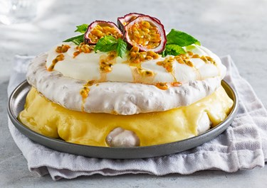 Rice krispies-tårta
