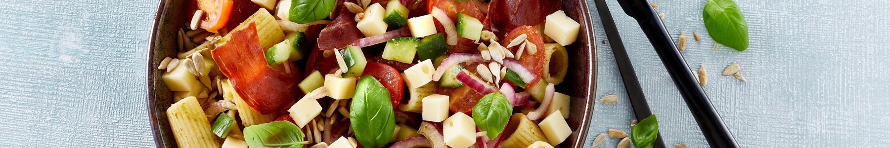 Salater + Danmark + Pasta