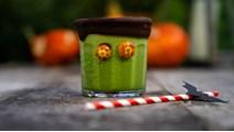 Grøn monster smoothie