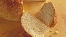 Brød med hytteost