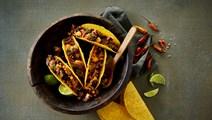 Mexicanske tacoskaller