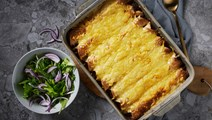 Enchiladas – grundrecept