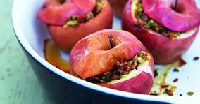Æbleflæsk-æbler