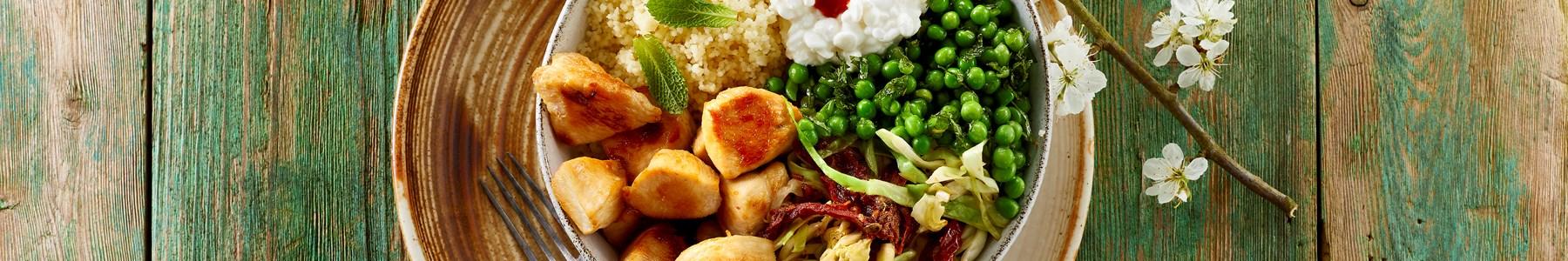 Hurtig + Salater + Spidskål + Efterår